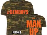 "The Briscoes ""DEMBOYS"" Camo T-Shirt"