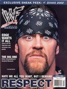 WWF Magazine March 2002