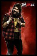 Wwe 2K14 Mick Foley 1