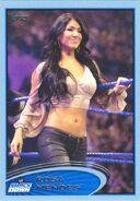 2012 WWE (Topps) Rosa Mendes 70