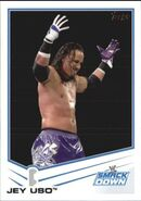 2013 WWE (Topps) Jey Uso 60