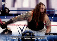 2018 WWE Road to Wrestlemania Trading Cards (Topps) Bray Wyatt 58