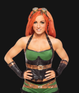 7 Smackdown - Becky Lynch