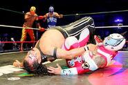CMLL Super Viernes (February 22, 2019) 5