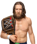 Daniel Bryan WWE Champion 2018