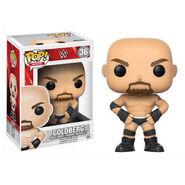 Goldberg - WWE Pop Vinyl (Series 5)
