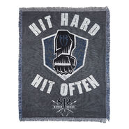 Roman Reigns Tapestry Throw Blanket