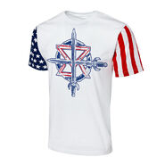 Seth Rollins Stars & Stripes Collection T-Shirt