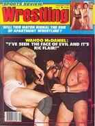 Sports Review Wrestling - September 1979