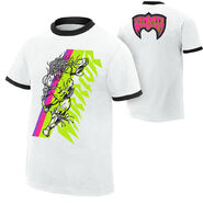Ultimate Warrior Ringer T-Shirt