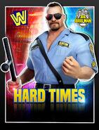 WWE Champions Poster - 006 BigBossManPolice