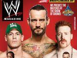 WWE Magazine - July 2012
