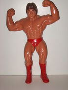 Wrestling Superstars 2 Mr. Wonderful Paul Orndorff
