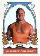 2008 WWE Heritage IV Trading Cards (Topps) Curt Hennig 79