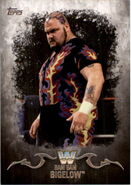 2016 Topps WWE Undisputed Wrestling Cards Bam Bam Bigelow 43