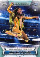 2019 WWE Women's Division (Topps) Naomi 67