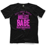 Amber O'Neal Bullet Babe Retro Shirt