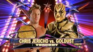 Chris Jericho vs. Goldust
