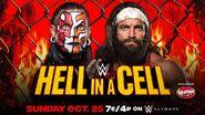 HIAC 2020 Jeff Hardy v Elias