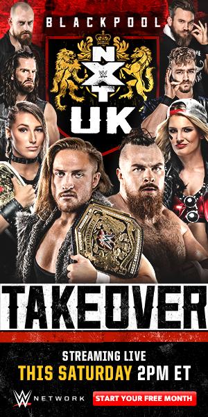 NXT UK TakeOver: Blackpool   Pro Wrestling   FANDOM powered