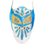 Sin Cara White & Blue Replica Mask