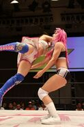 Stardom 5STAR Grand Prix 2017 - Night 9 6