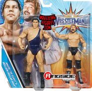 WWE Battle Packs WrestleMania 33 Andre the Giant & Million Dollar Man