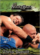 2003 WWE Aggression Chris Benoit 50