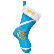 Bayley Huggers Gonna Hug Holiday Stocking