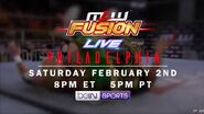 January 25, 2019 MLW Fusion results 2