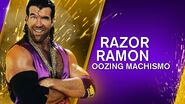 Razor Ramon - Oozing Machismo