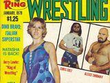 The Ring Wrestling - January 1979