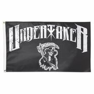 Undertaker 3 x 5 Logo Flag