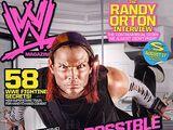 WWE Magazine - August 2008