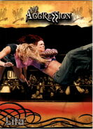 2003 WWE Aggression Lita 22