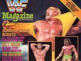 WWF Magazine - February 1990