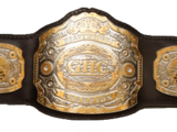 GHC Heavyweight Championship