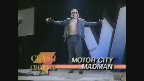 Ring names. Mike Moore The Motor City Madman