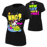 The New Day New Day and Friends Women's Authentic T-Shirt