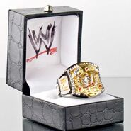 WWE Spinner Championship Finger Ring