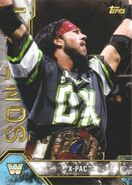2017 Legends of WWE (Topps) X-Pac 99