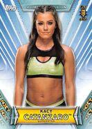 2019 WWE Women's Division (Topps) Kacy Catanzaro 40