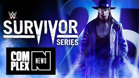 Big Brother 99/ISIS Terror Plot for Survivor Series 2015
