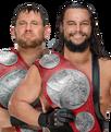 B Team Raw Tag Champions