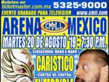 CMLL Martes Arena Mexico (August 20, 2019)