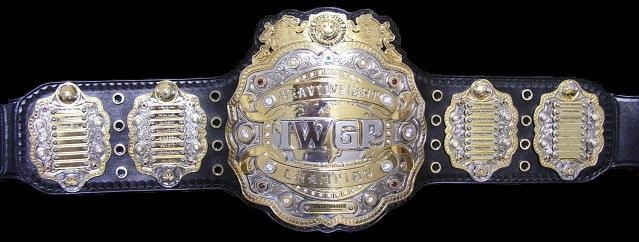 Image result for iwgp heavyweight championship""