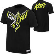 Kofi Kingston I Can Fly T-Shirt