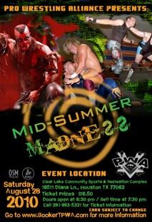 PWA Mid-Summer Madness 2010 | Pro Wrestling | FANDOM powered