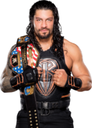 Roman reigns new united states champion 2016 png 2 by ambriegnsasylum16-dajjkqr