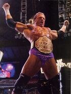 Triple H at WrestleMania 19
